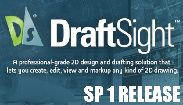 DraftSight 2017 SP1 Release