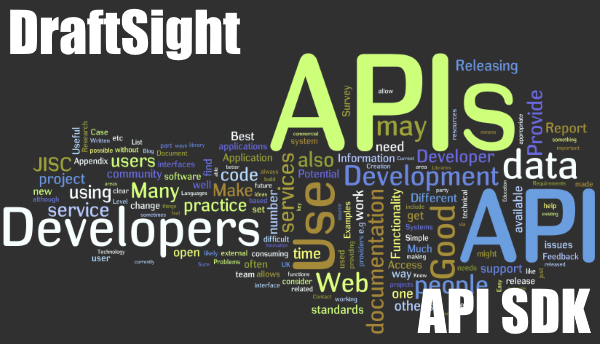 DraftSight API