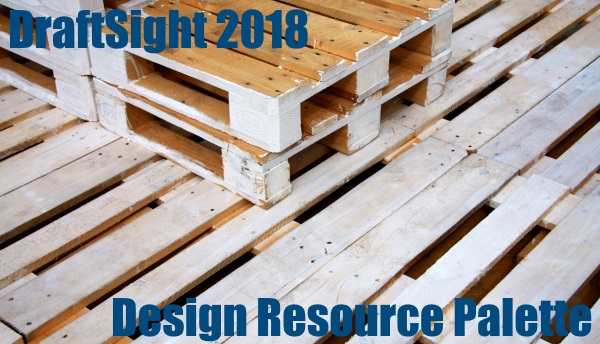 Design Resources in DraftSight 2018