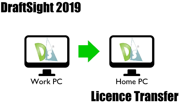 Transferring Your DraftSight Licence to Another PC