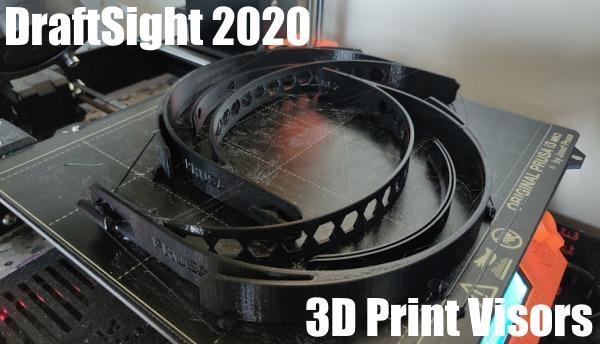 3D Print Visors