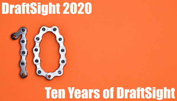 Ten Years of DraftSight